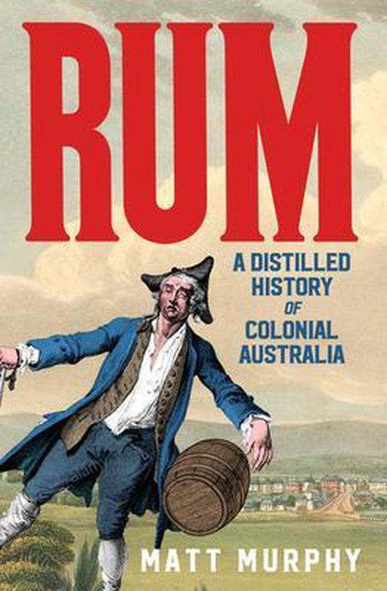Boek cover Rum van Matt Murphy (Paperback)