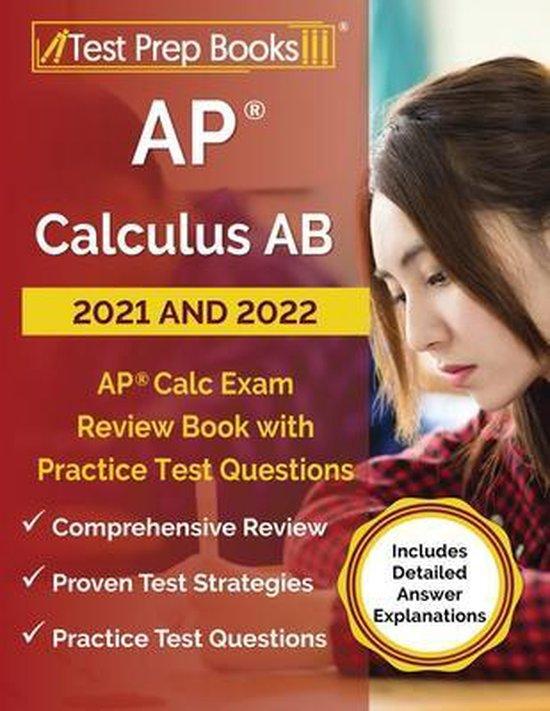AP Calculus AB 2021 and 2022