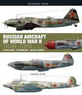Boek cover Russian Aircraft of World War II van Edward Ward