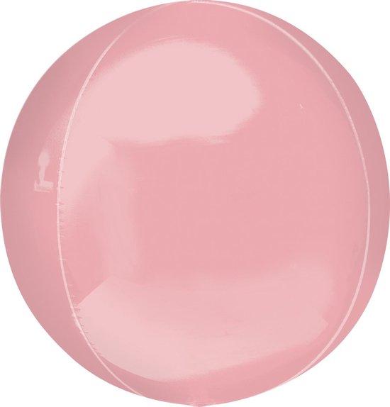 Amscan Folieballon Orbz 53 Cm Roze