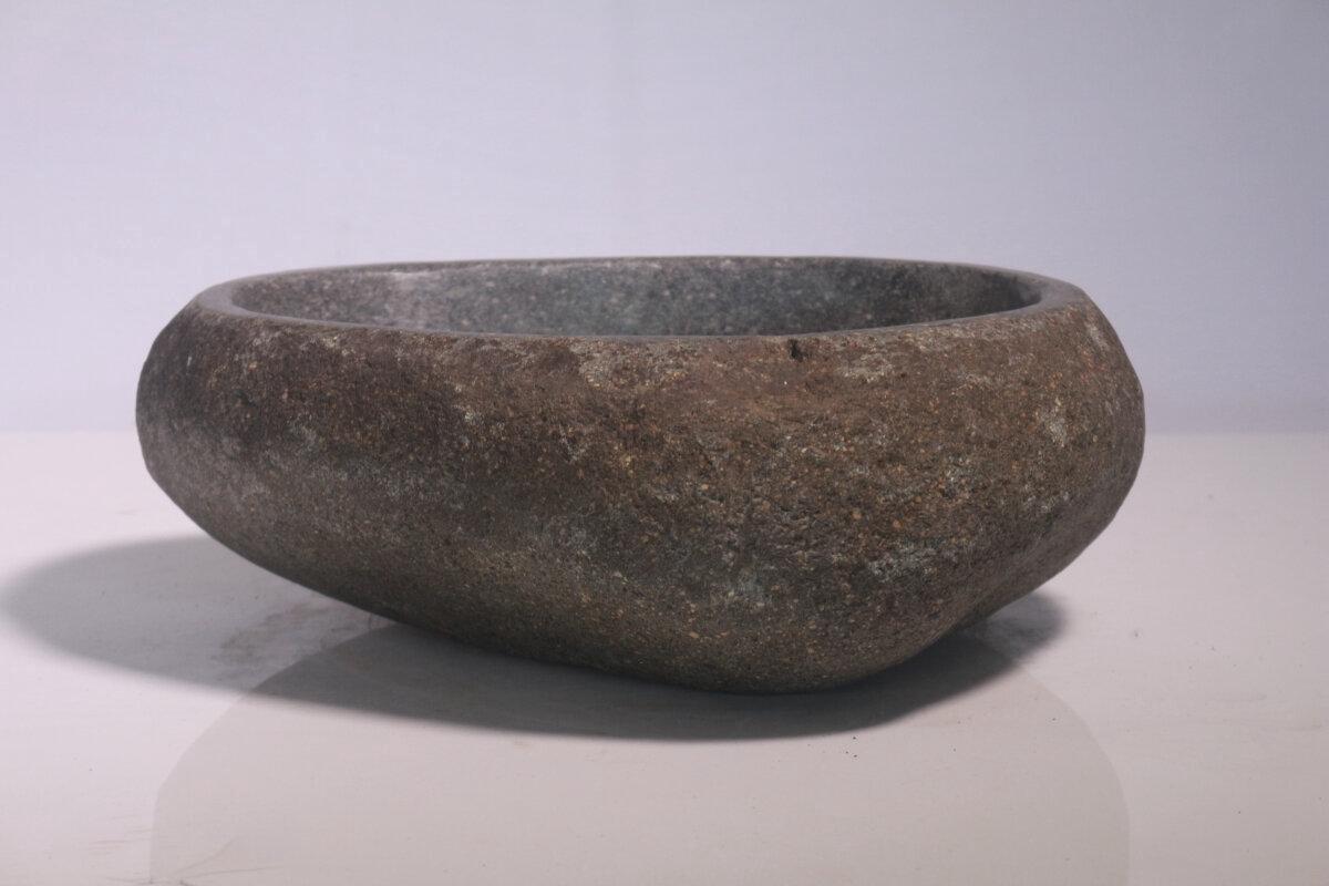 Natuurstenen waskom | DEVI-W20-095 | 32x42x15