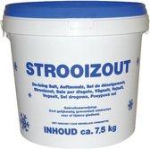 Strooizout emmer ca. 7,5 Kilo - ijs en sneeuw - sn