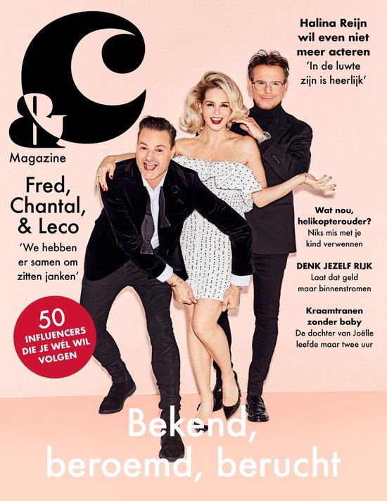 Afbeelding van &C Magazine maart 2021