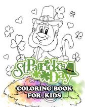 St. Patrick's Day Coloring Book for Kids