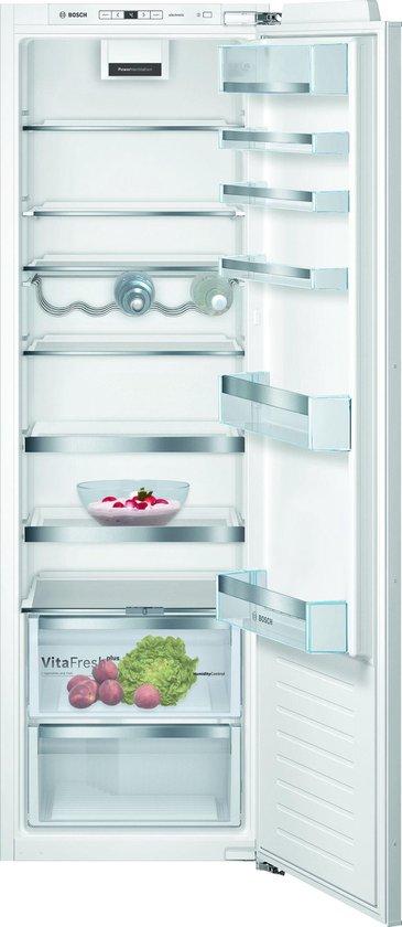 Koelkast: Bosch Serie 6 KIR81AFE0 koelkast Ingebouwd 319 l E, van het merk Bosch