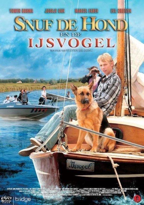 Cover van de film 'Snuf De Hond - En De IJsvogel'