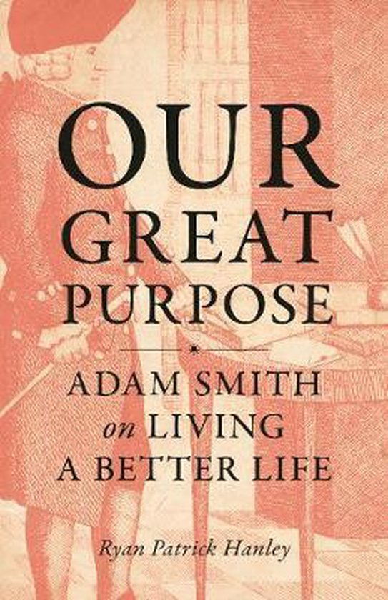 Boek cover Our Great Purpose van Ryan Patrick Hanley (Paperback)