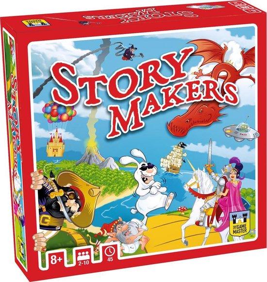 Thumbnail van een extra afbeelding van het spel Story Makers