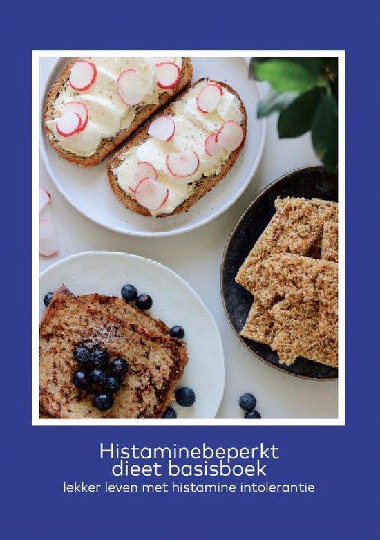 Histaminebeperkt dieet basisboek - Marloes Collins