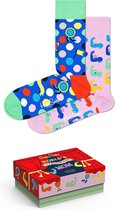 Happy Socks Moederdag Giftbox 2P - Maat 36-40