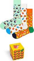 Happy Socks Food Lover Giftbox 3P - Maat 36-40