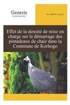 Effet de la Densite de Mise En Charge Sur Le Demarrage Des Pintadeaux de Chair Dans La Commune de Korhogo