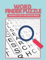 Word Finder Puzzle Workout For A Balanced Brain