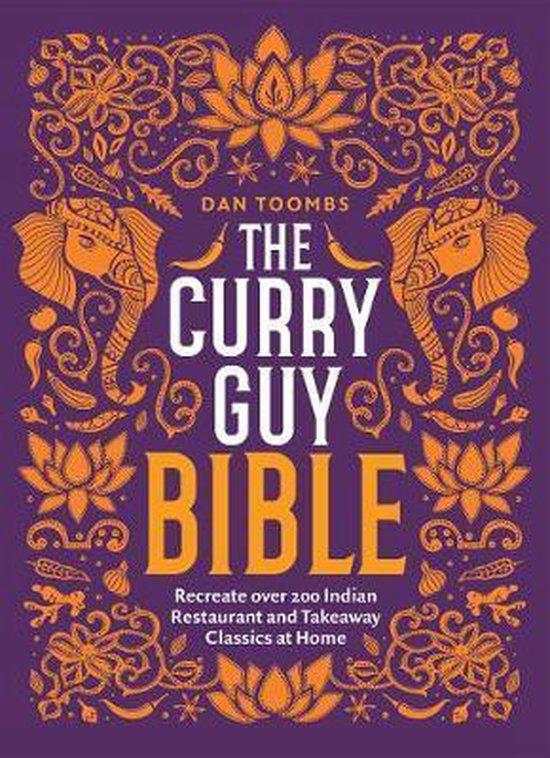Boek cover The Curry Guy Bible van Dan Toombs (Hardcover)