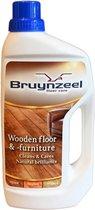 Bruynzeel reiniger houten vloeren en meubels - natuurlijke glans - vloerreiniger en meubelreiniger