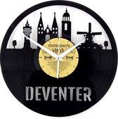 Vinyl Klok - Skyline Deventer - LP - Langspeelplaat - Met geschenkverpakking