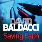 Omslag Saving Faith