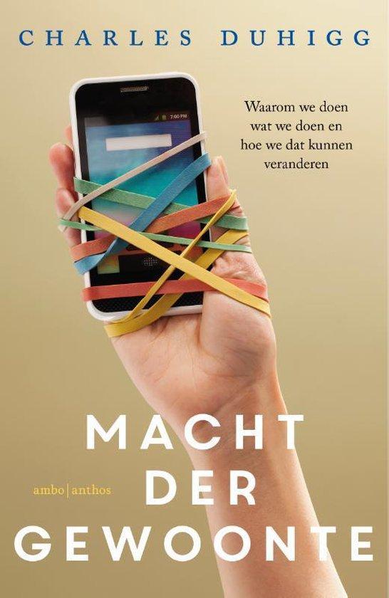 Boek cover Macht der gewoonte van Charles Duhigg (Paperback)