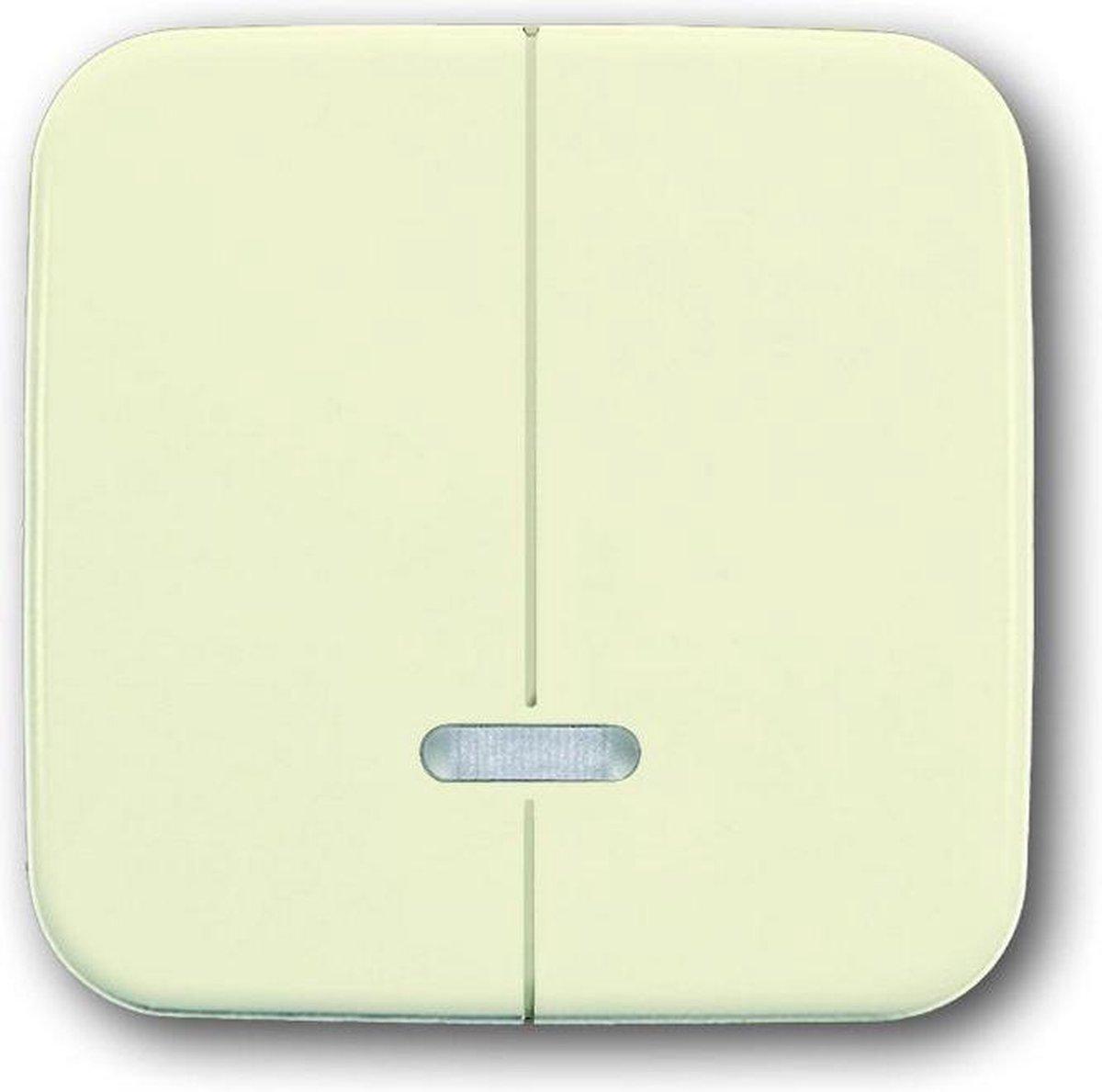 Busch-Jaeger Busch-duro 2000 SI bedieningselement voor Busch-memory-seriedimmer 6565 U, crèmewit