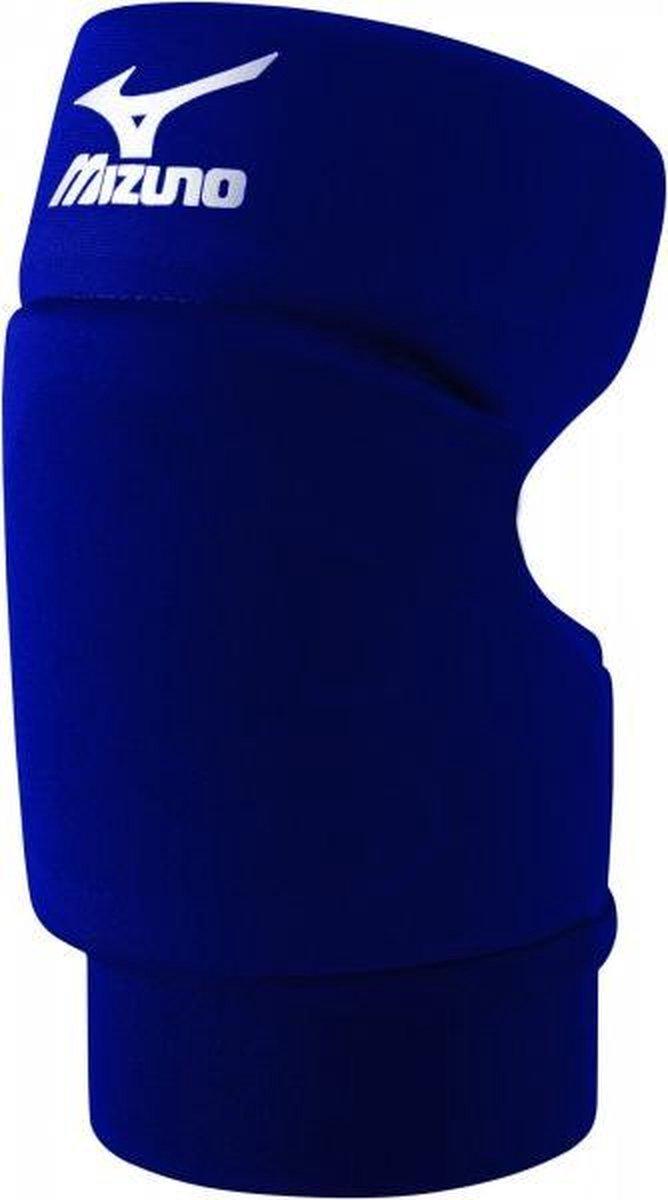 Mizuno Open Back Knee Pad - Blauw - maat XXL
