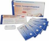 Testjezelf.nu - Zwangerschapstest Cassette - 6 stuks - Zwangerschapstest
