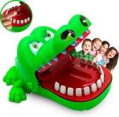 Krokodil Spel - Bijtende Krokodil - Bijtende Krokodil Spel - Drankspel - Drankspel Voor Volwassenen