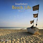 Beach Life Kalender - 30x30 - Kalender 2021