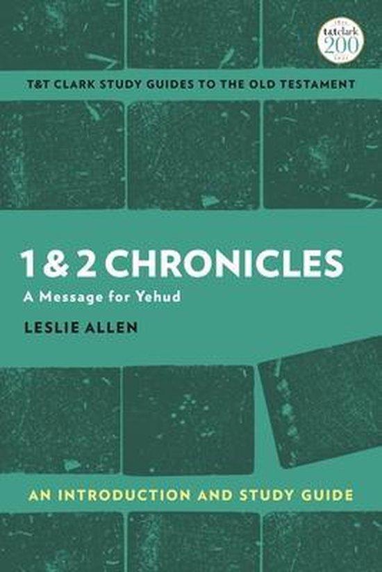Boek cover 1 & 2 Chronicles: An Introduction and Study Guide van Leslie C. Allen (Hardcover)