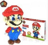 Mario - Speelgoed figuur - Mario speelgoed - bouwstenen