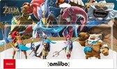 Amiibo, Zelda 4 Set (Daruk + Mipha + Revali + Urbosa)