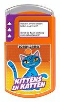 Nova Carta Quizspel Scrollgames Kittens En Katten
