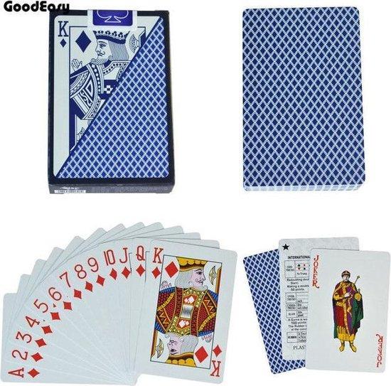 Afbeelding van het spel Speelkaarten   Waterdicht   Volwassenen   Poker