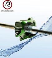 Magnetische Waterontharder – Vermindert Kalkaanslag – Eenvoudig te Installeren op de Waterleiding – Magneet 7500gauss – Waterverzachter – Waterontkalker