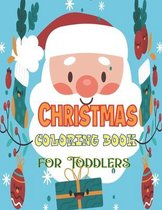Christmas Coloring Book for Toddlers