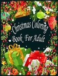 Christmas Coloring Book For Adult