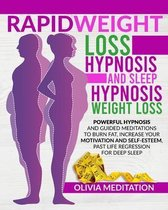 RAPID WEIGHT LOSS HYPNOSIS and SLEEP HYPNOSIS WEIGHT LOSS