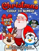Xmas Colour By Number