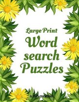 Large Print Wordsearch Puzzles
