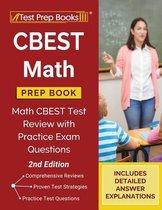CBEST Math Prep Book