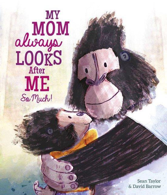 Boek cover My Mom Always Looks After Me So Much! van Sean Taylor (Onbekend)