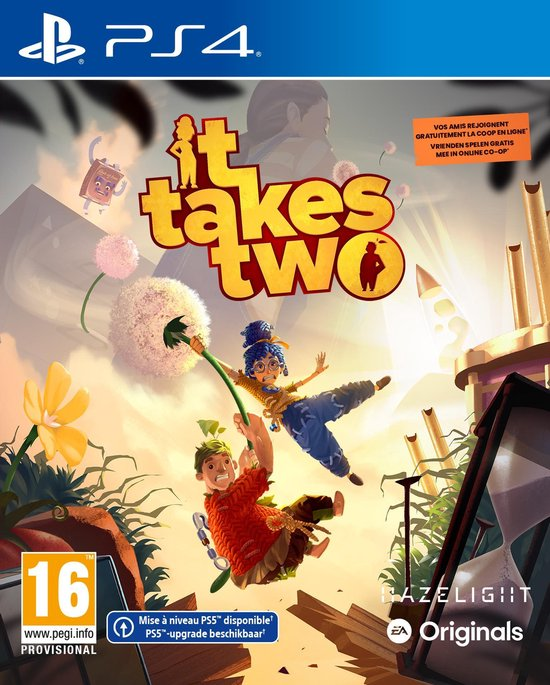 It Takes Two – PS4