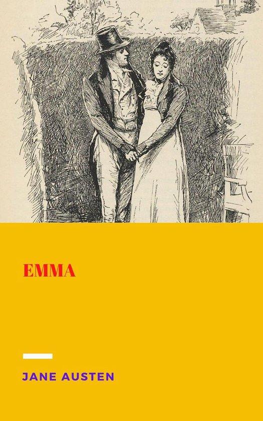 Boek cover Emma van Jane Austen (Onbekend)