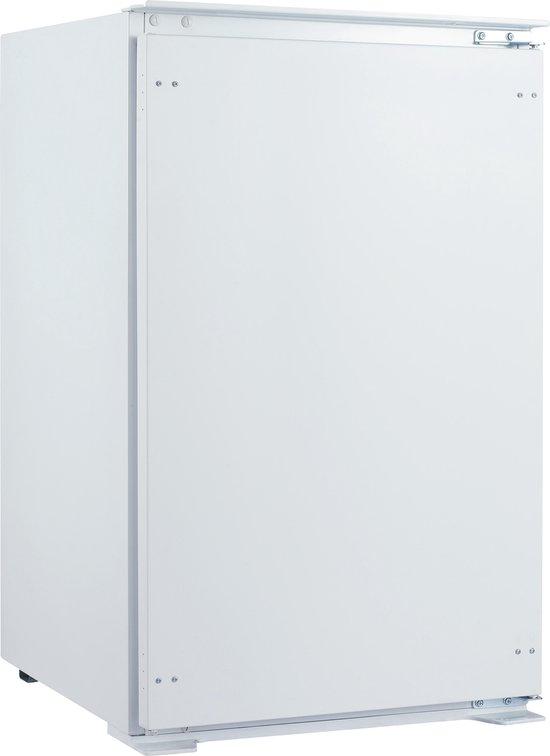Koelkast: Exquisit EKS131-V-040F - Inbouw Koeler - Wit, van het merk Exquisit