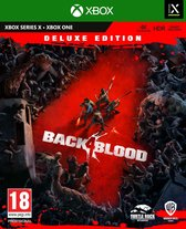 Back 4 Blood - Deluxe Edition - Xbox One & Xbox Series X