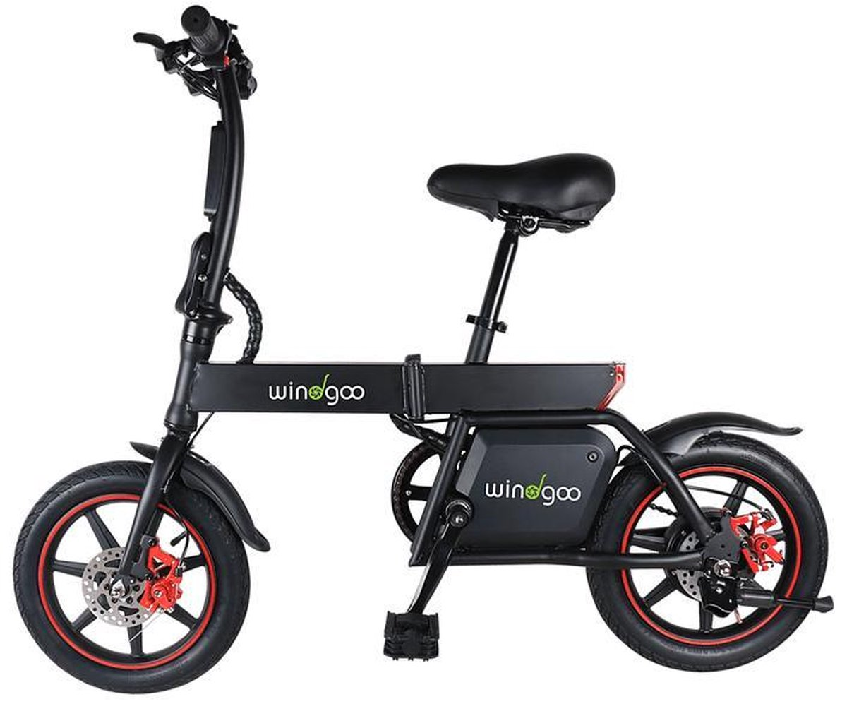 Windgoo B20 - Elektrische fiets - Vouwfiets