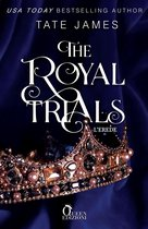 Omslag The Royal Trials - L'erede