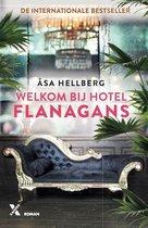 Omslag Welkom bij Hotel Flanagans