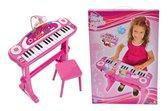 Simba - My Music World - Keyboard - Roze