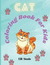 Cat Coloring Book For KIids