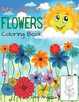 My First Flowers Coloring Book